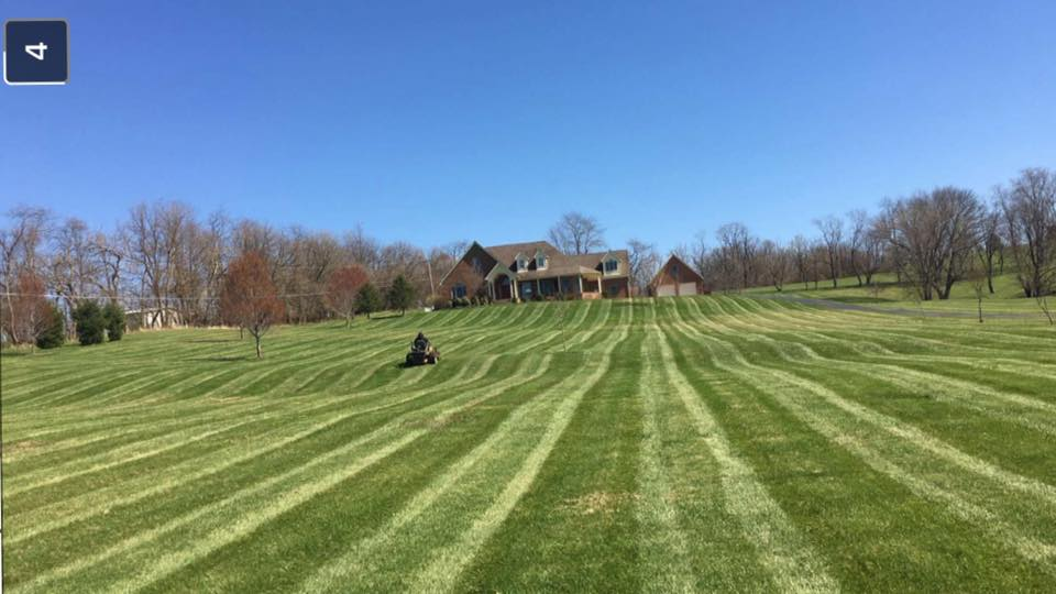 A Residential Commercial Mowing Services 1