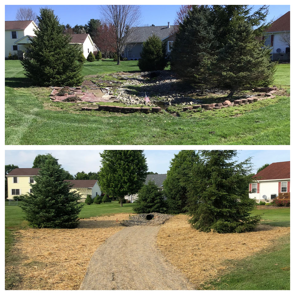 A+ Lawncare & Landscaping - Excavating Services Near Me